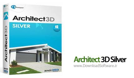 دانلود Architect 3D Silver نرم افزار ساخت و طراحی ویلا و منزل