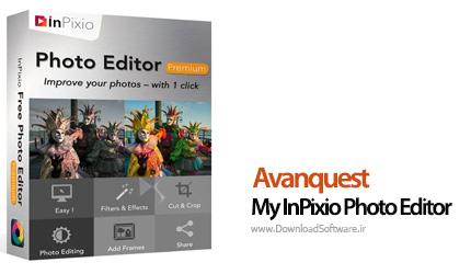 دانلود Avanquest My (InPixio) Photo Editor Premium نرم افزار ویرایش حرفه ای عکس
