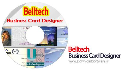 دانلود Belltech Business Card Designer Pro - نرم افزار طراحی کارت ویزیت های حرفه ای و زیبا