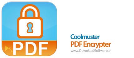 دانلود Coolmuster PDF Encrypter نرم افزار رمزگذاری PDF