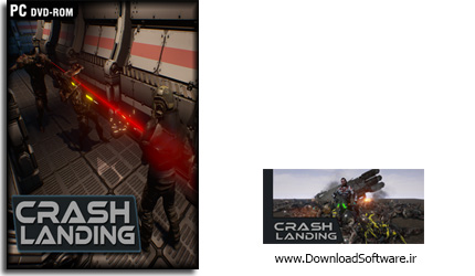 دانلود بازی Crash Landing برای PC