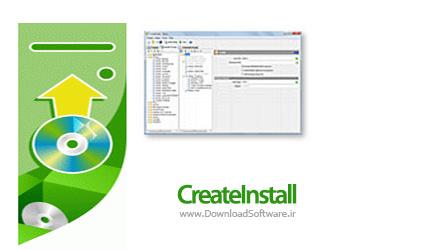 دانلود CreateInstall Free نرم افزار ایجاد فایل نصبی