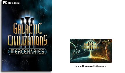 دانلود بازی Galactic Civilizations III Mercenaries برای کامپیوتر
