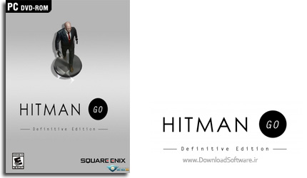 دانلود بازی Hitman GO Definitive Edition برای PC