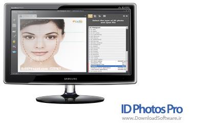 دانلود ID Photos Pro ساخت عکس برای گذرنامه و مدارک
