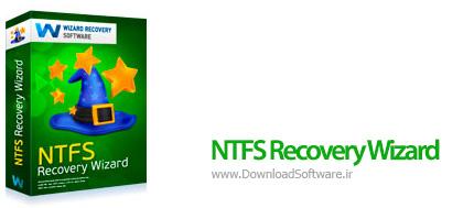 دانلود  NTFS Recovery Wizard + Portable نرم افزار بازیابی هاردهای NTFS