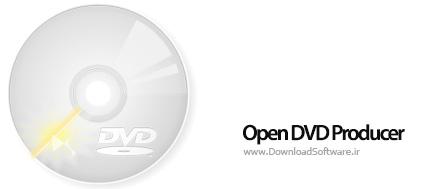 دانلود Open DVD Producer نرم افزار تولید دی وی دی