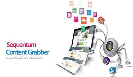 دانلود Sequentum Content Grabber Premium نرم افزار ذخیره سازی وب سایت