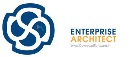 دانلود Sparx Enterprise Architect Corporate طراحی نمودارهای UML