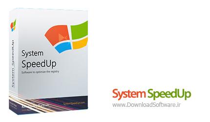 دانلود System SpeedUp نرم افزار افزایش سرعت ویندوز