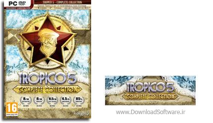دانلود بازی Tropico 5 Complete Collection برای کامپیوتر