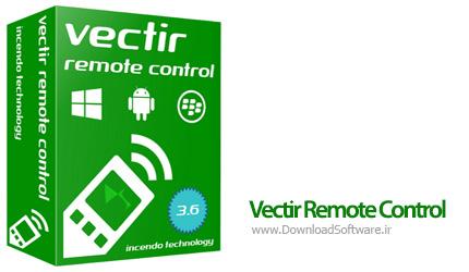 دانلود Vectir - نرم افزار کنترل از راه دور کامپیوتر با استفاده از گوشی موبایل