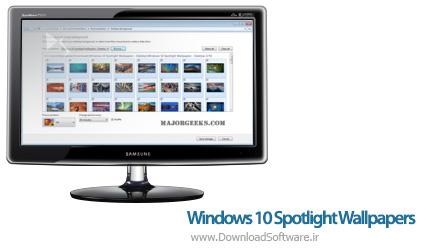 دانلود Windows 10 Spotlight Wallpapers تصاویر ویژه پس زمینه برای ویندوز 10