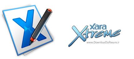 دانلود Xara Xtreme نرم افزار سریع گرافیکی جهان