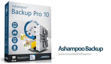 دانلود Ashampoo Backup Pro