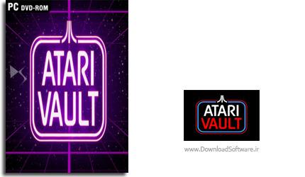 دانلود بازی Atari Vault برای PC