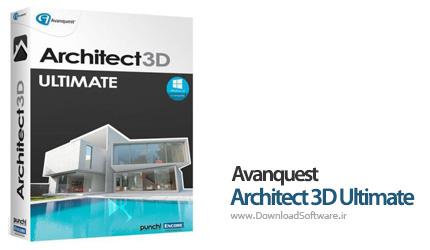 دانلود نرم افزار Avanquest Architect 3D Ultimate - نرم افزار طراحی سه بعدی خانه