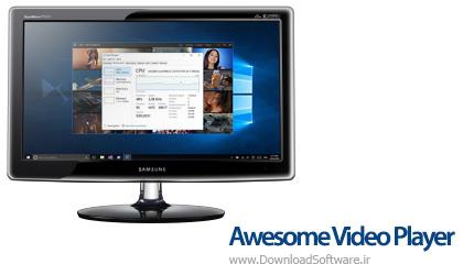 دانلود Awesome Video Player – پخش چندین فایل ویدیویی در یک پنجره