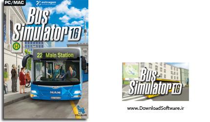 دانلود بازی Bus Simulator 16 برای PC
