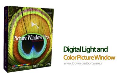 دانلود Digital Light and Color Picture Window نرم افزار ویرایشگر عکس
