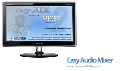دانلود Easy Audio Mixer نرم افزار میکسر موسیقی
