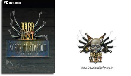 دانلود بازی HARD WEST SCARS OF FREEDOM برای PC