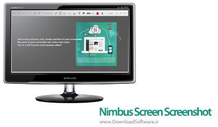 دانلود Nimbus Screen Screenshot نرم افزار گرفتن عکس از وب سایت ها