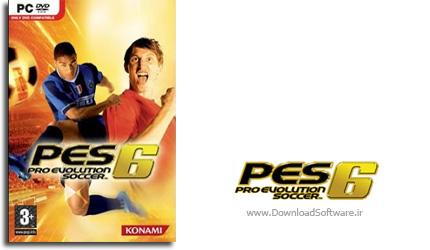 دانلود بازی PES 2006 برای PC