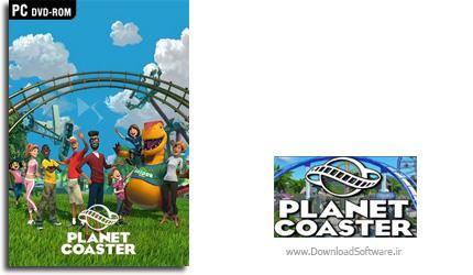 دانلود بازی Planet Coaster برای PC