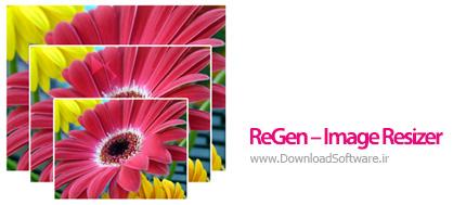 دانلود ReGen – Image Resizer X – تغییر سایز تصاویر