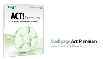 دانلود Swiftpage Act! Premium برنامه مدیریت ارتباط با مشتری CRM