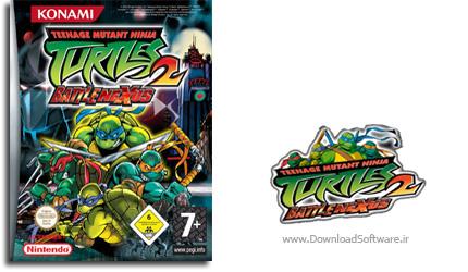 دانلود بازی کم حجم Teenage Mutant Ninja Turtles 2 Battle Nexus برای کامپیوتر