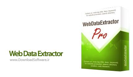 دانلود Web Data Extractor Pro نرم افزار دانلود کامل صفحات وب