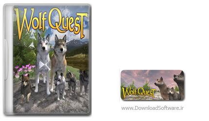 دانلود بازی WolfQuest برای PC