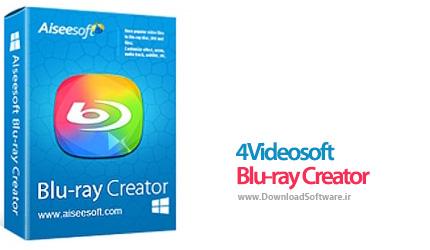 دانلود 4Videosoft Blu-ray Creator نرم افزار رایت و ساخت دیسک بلوری