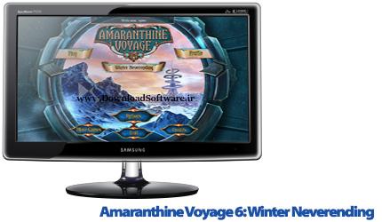 دانلود بازی Amaranthine Voyage 6: Winter Neverending