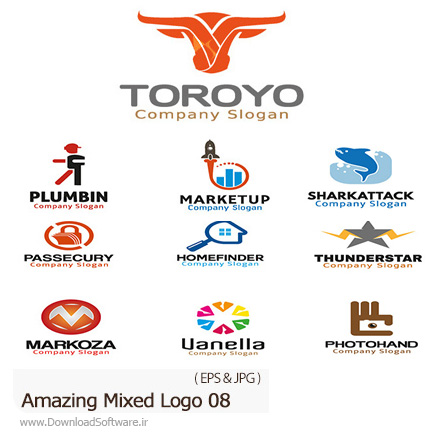 Amazing-Mixed-Logo-08