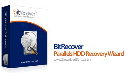 دانلود BitRecover Parallels HDD Recovery Wizard نرم افزار بازیابی اطلاعات هارد HDD