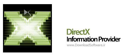 دانلود DirectX Information Provider – نمایش اطلاعات کارت گرافیک