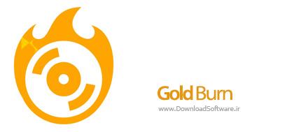 دانلود Gold Burn نرم افزار رایت دیسک