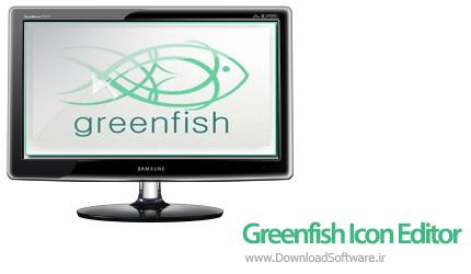 دانلود Greenfish Icon Editor نرم افزار ویرایشگر آیکون ها
