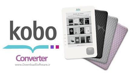 دانلود Kobo Converter نرم افزار مبدل کتاب و اسناد