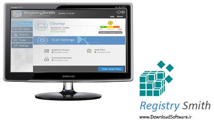 دانلود Registry Smit – نرم افزار تعمیر رجیستری ویندوز