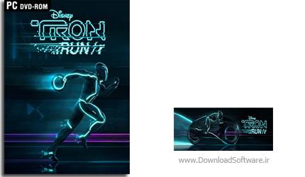 دانلود بازی TRON RUNr DISC Extender Bundle برای PC