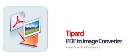 دانلود Tipard PDF to Image Converter نرم افزار تبدیل PDF به عکس