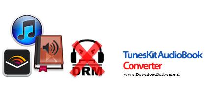 دانلود TunesKit AudioBook Converter مبدل کتاب های صوتی