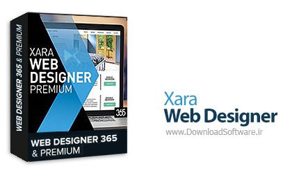 دانلود Xara Web Designer 365 Premium - نرم افزار طراحی وب