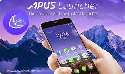 دانلود APUS Launcher لانچر آپوس برای اندروید