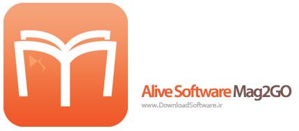 دانلود Alive Software Mag2GO Enterprise نرم افزار ساخت برنامه موبایل