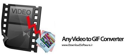 دانلود Any Video to GIF Converter نرم افزار تبدیل فایل های ویدیویی به گیف